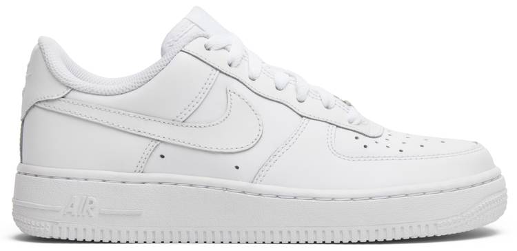 Air Force 1 Low GS 'White'