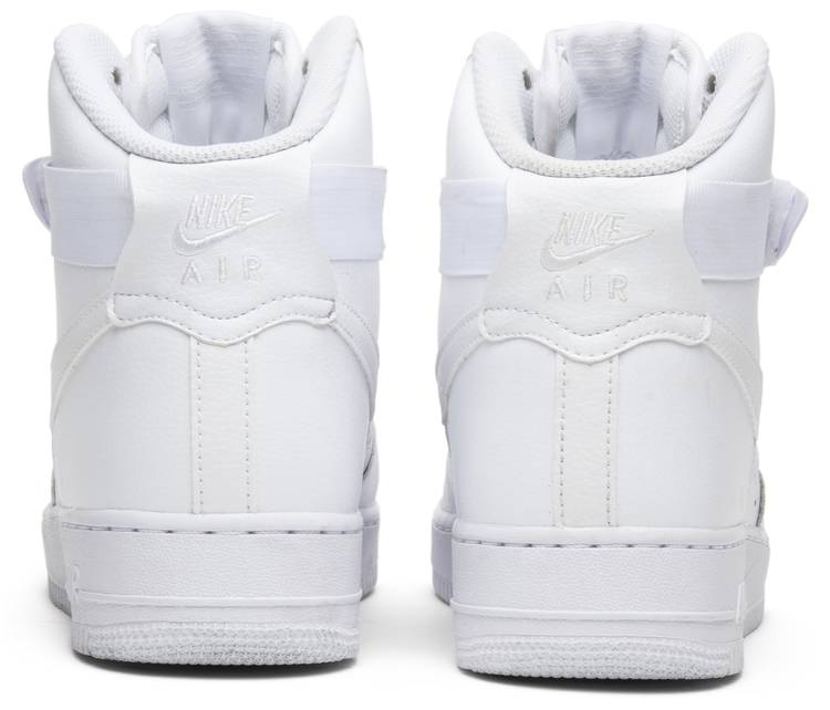 Nike Air Force 1 High castagno