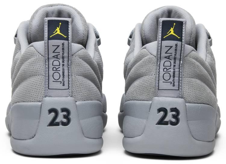 Air Jordan 12 Low Retro 'Wolf Grey'