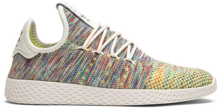 Descendencia Embotellamiento Contiene  Pharrell x Tennis Hu Primeknit 'Multi-Color 2.0' - adidas - CQ2631 | GOAT