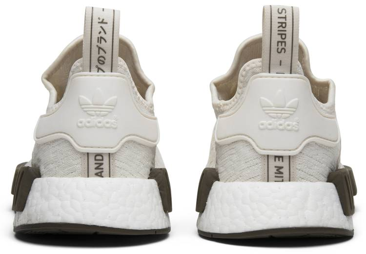 Champs Sports x NMD_R1 'Chalk and Olive'