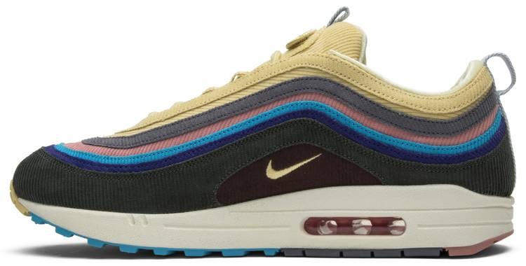 Serena cambiar Perspicaz  Sean Wotherspoon x Air Max 1/97 'Sean Wotherspoon' - Nike - AJ4219 400    GOAT
