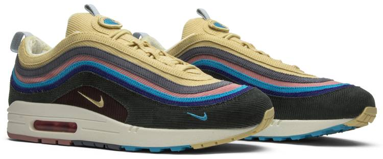 modo Volverse loco tensión  Sean Wotherspoon x Air Max 1/97 'Sean Wotherspoon' - Nike - AJ4219 400 |  GOAT