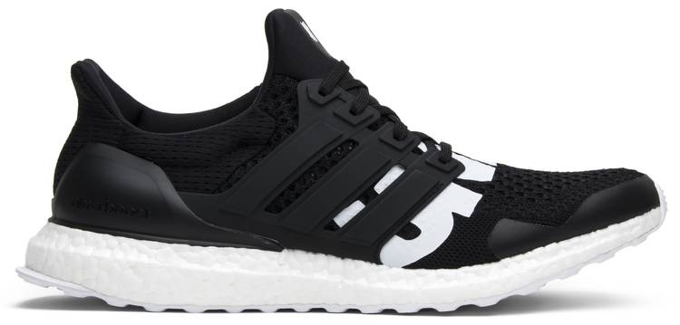 Undefeated x UltraBoost 4.0 'Black'