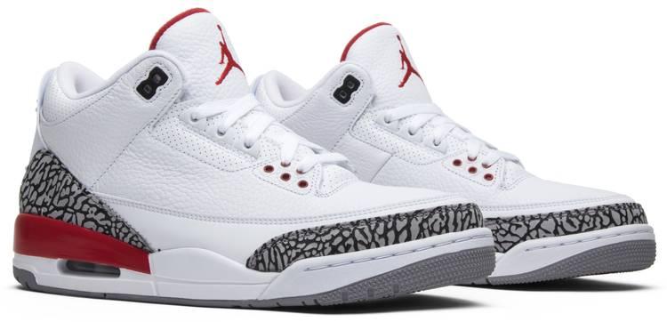 Air Jordan 3 Retro 'Hall of Fame' - Air