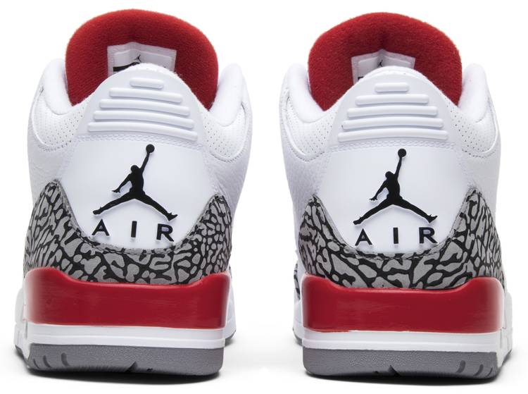 Socialista Todos Claraboya  Air Jordan 3 Retro 'Hall of Fame' - Air Jordan - 136064 116 | GOAT
