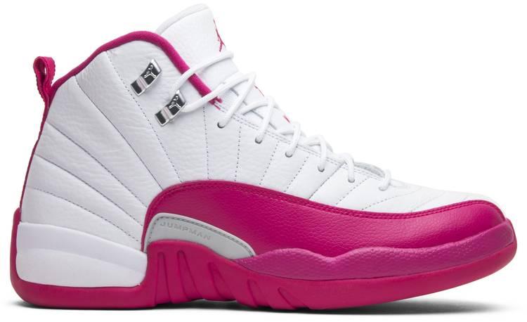 air jordan 12 retro rosa