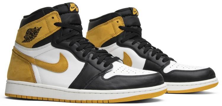 Air Jordan 1 Retro High OG 'Yellow Ochre'