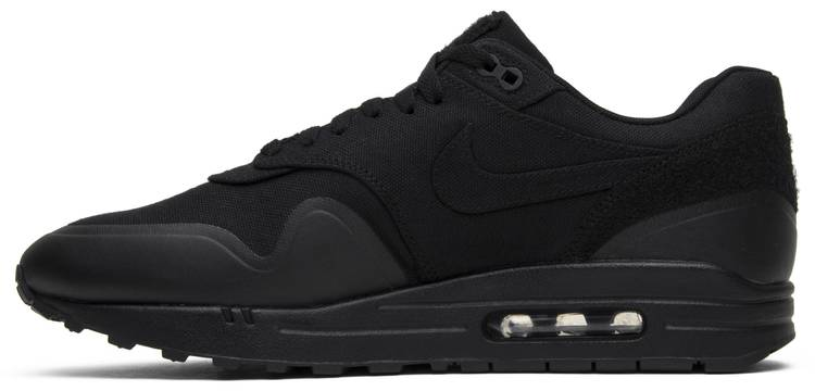 Nike Air Max 1 SP Patch Black Where To Buy 704901 001