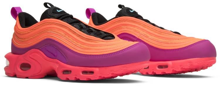 Air Max 97 Plus 'Racer Pink' - Nike - AH8143 600 | GOAT