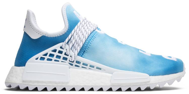 1633b1813b505 adidas. adidas nmd human race blue pharrell china exclusive  adidas pharrell  x nmd hu trail peace china exclusive