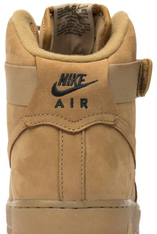 ducha dinámica películas  Air Force 1 High 'Flax' - Nike - 806403 200 | GOAT