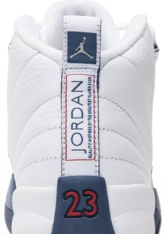 Air Jordan 12 Retro BG 'French Blue' 2016