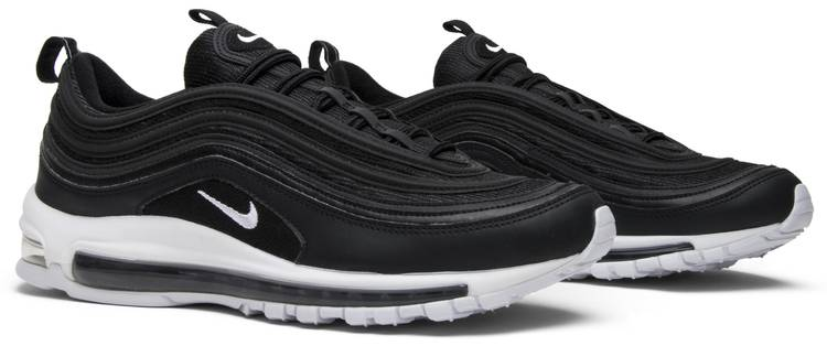 Air Max 97 Black Nike 921826 001 Goat