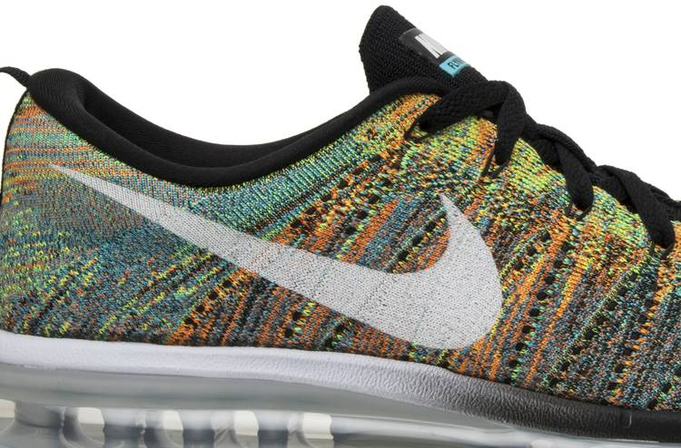 Air Max 2015 Flyknit  Multicolor  - Nike - 620469 004  6a2913339