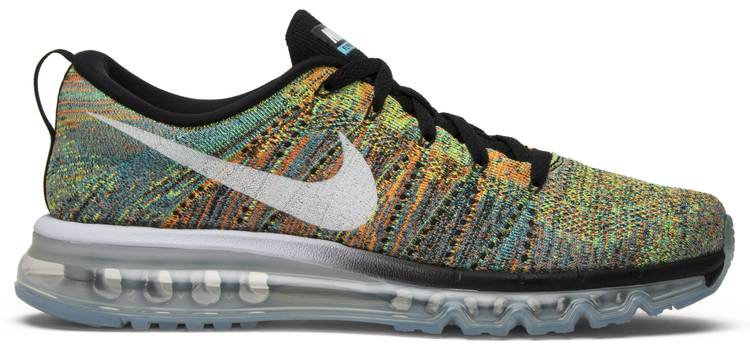 vast selection uk cheap sale fantastic savings Air Max 2015 Flyknit 'Multicolor' - Nike - 620469 004 | GOAT