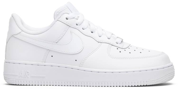 Wmns Air Force 1 07 White Nike 315115 112 Goat