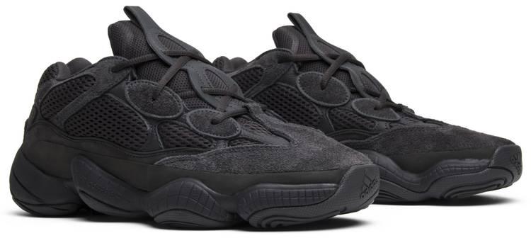abogado Cuando Cada semana  Yeezy 500 'Utility Black' - adidas - F36640 | GOAT