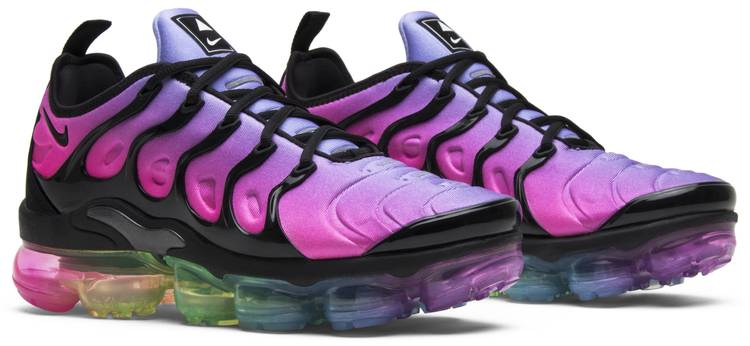 Nike Air Vapormax Plus Betrue 'Black & Multicolor' Release