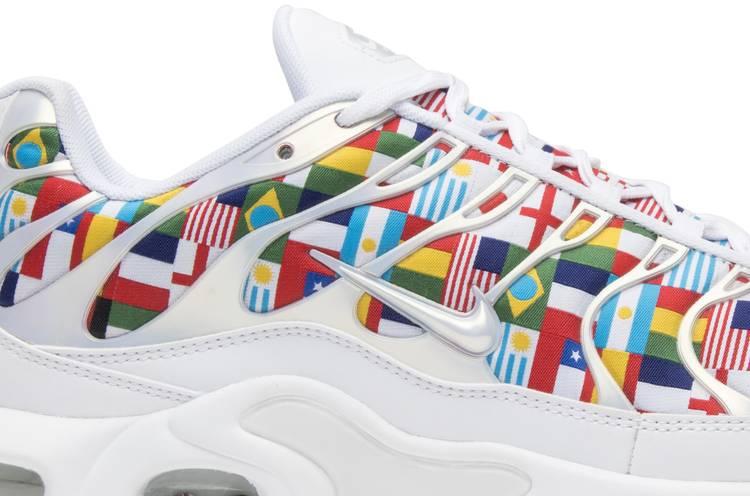 Barón brillo Inadecuado  Air Max Plus 'International Flag' - Nike - AO5117 100   GOAT