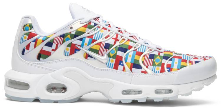 Air Max Plus 'International Flag'
