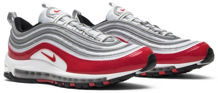 Air Max 97 University Red Nike 921826 009 Goat