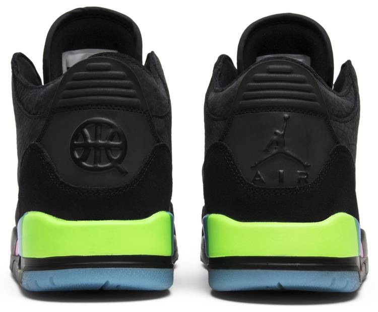 Negligencia telar Todo el mundo  Air Jordan 3 Retro 'Quai 54' - Air Jordan - AT9195 001 | GOAT
