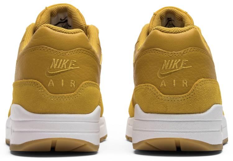 Nike Air Max 1 Premium SC JEWEL Womens Aa0512 700 Mineral