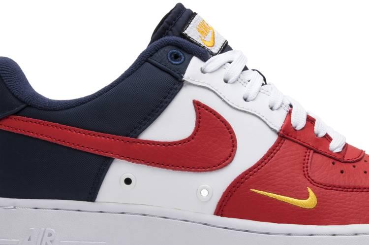 Nike Air Force 1 Low Mini Swoosh USA | 823511 601 | The Sole