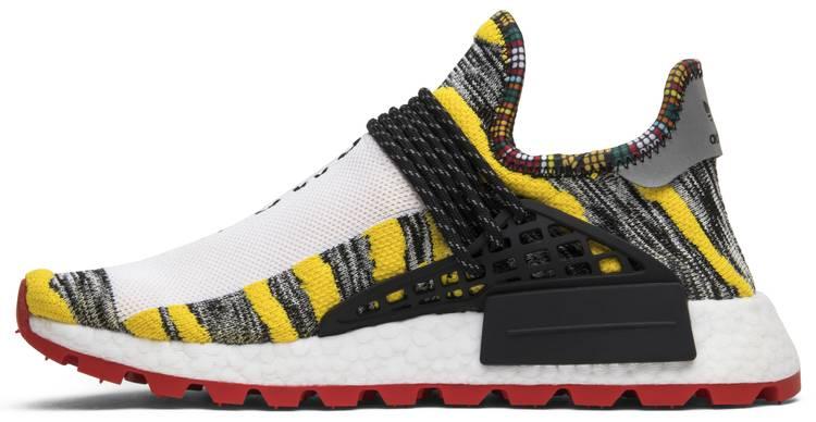 Pharrell X Nmd Human Race Trail Solar Pack Adidas Bb9527 Goat