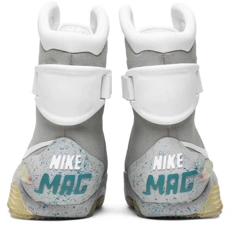 suspicaz Todo el tiempo Permiso  Nike Mag 'Back To The Future' - Nike - 417744 001 | GOAT