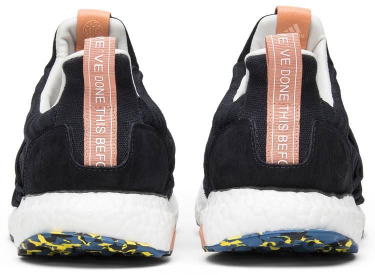 Ultra Boost Akog AKOG Adidas D97951 blackslick navy