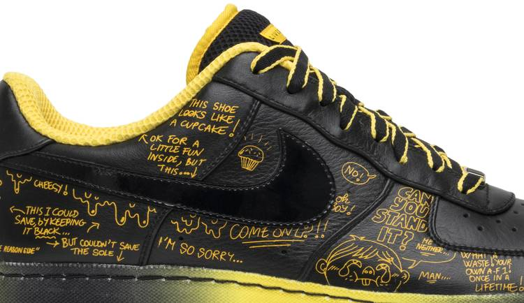 LIVESTRONG x Busy P x Air Force 1 SPRM IO '08 'Busy P'