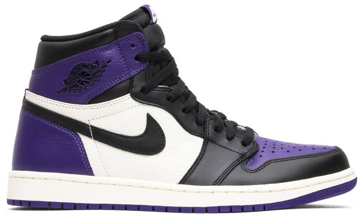 air jordan 1 high purple