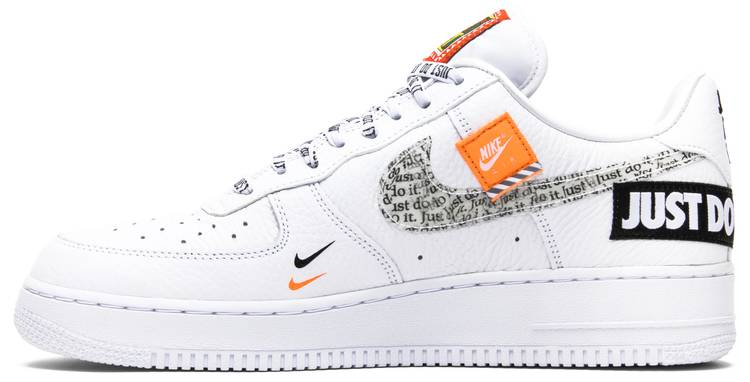 Air Force 1 Low '07 PRM 'Just Do It'