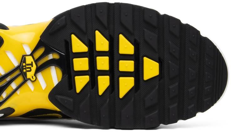 Air Max Plus97 tour Yellow Nike av7936 100 white