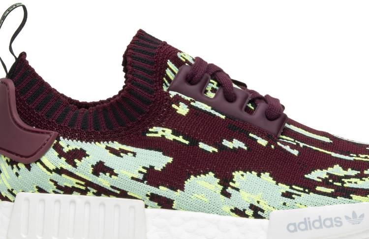 Sneakersnstuff x NMD_R1 Primeknit 'Datamosh 2.0'