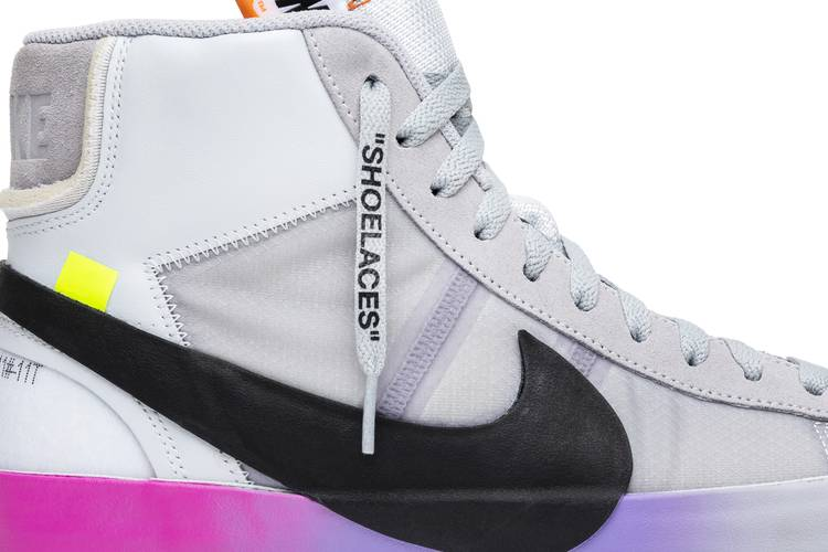 Nike The 10 Blazer MID 'Off White Serena Williams' AA3832 002