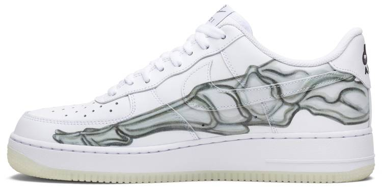 air force 1 low skeleton