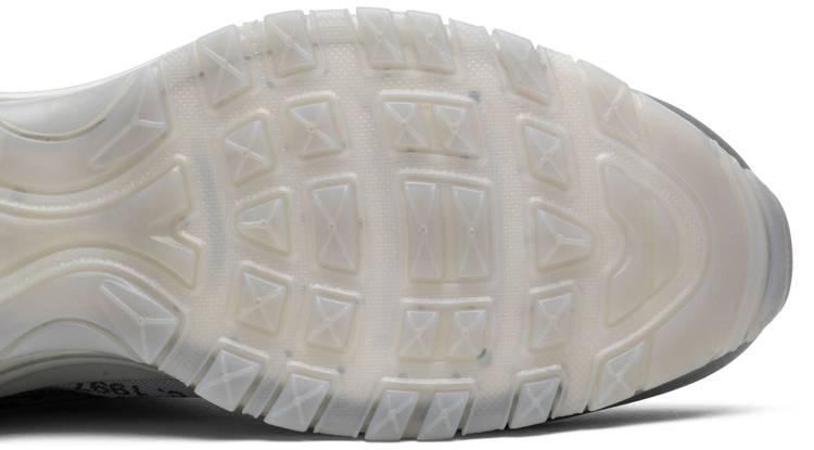 Off White x Nike Air Max 97 10X Off WhiteWolf Grey White Menta