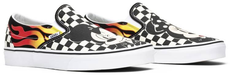 Disney x Slip On 'Mickey & Minnie'
