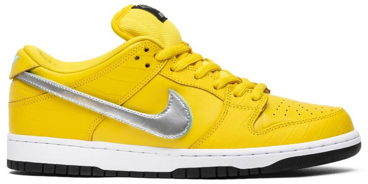 website for discount vast selection cheapest price Diamond Supply Co. x Dunk Low Pro SB 'Canary Diamond'