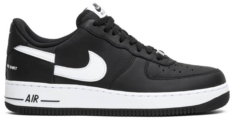 Nike Supreme x Comme des Garçons SHIRT x Air Force 1 Low 'Black'