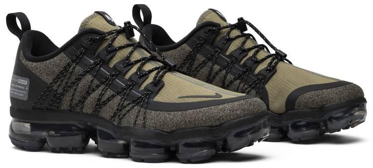 Men's Nike Air VaporMax Run Utility Medium OliveReflect