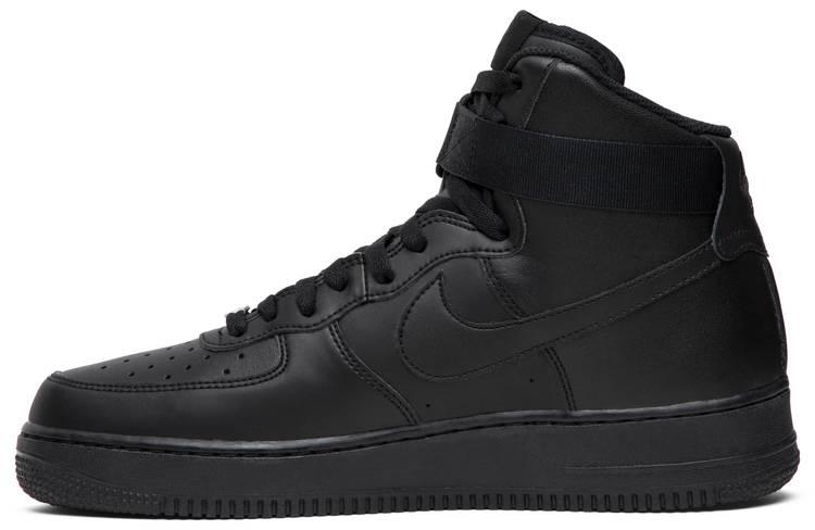 air force 1 baffo nero
