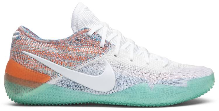 Kobe A D Nxt 360 White Multicolor Nike Aq1087 102 Goat