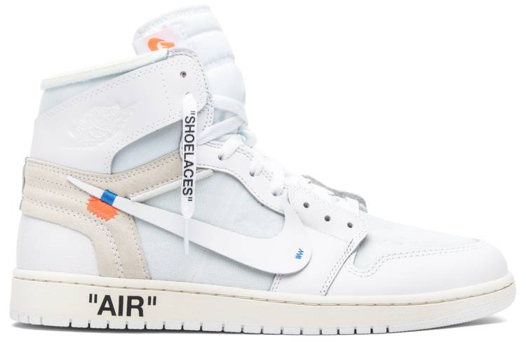 air jordan retro 1 off white