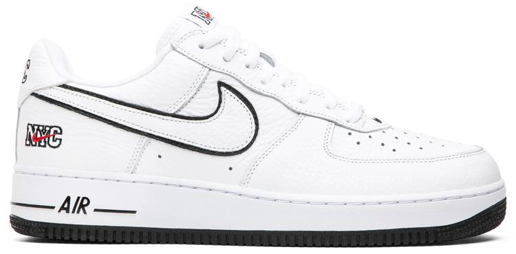 This Dover Street Market x Nike Air Force 1 Low Is NYC
