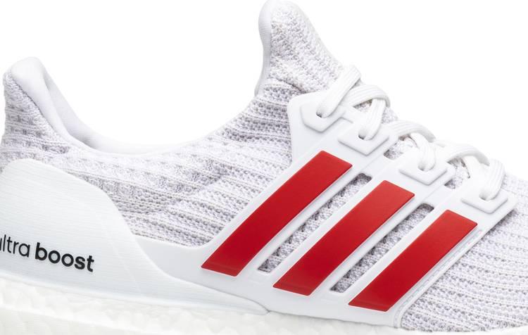 UltraBoost 4.0  Red Stripes  - adidas - DB3199  bf109e08260e