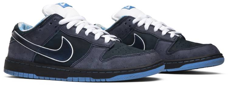 good looking presenting best sale Dunk Low Premium SB 'Blue Lobster'